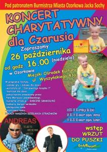 plakat Czarek nowy www