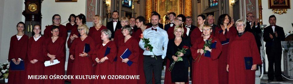 Miejski Ośrodek Kultury w Ozorkowie